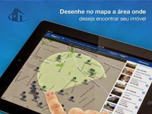 aplicativo do portal imobiliário VivaReal